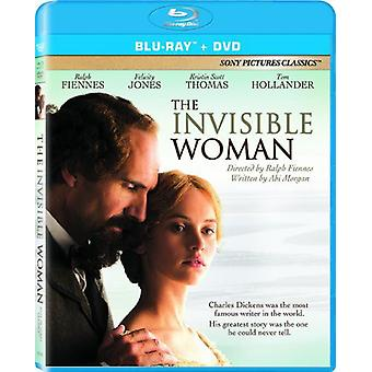 Invisible Woman [BLU-RAY] USA import