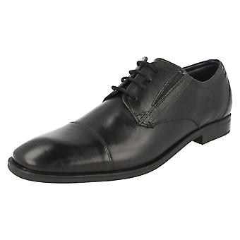 Mens Bugatti Formal Shoes Savio Evo R3504-1