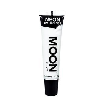 Moon Glow - Neon UV Lip Gloss – 15ml White Vanilla