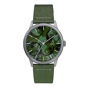 Cheapo Lucy Watch - Army Green