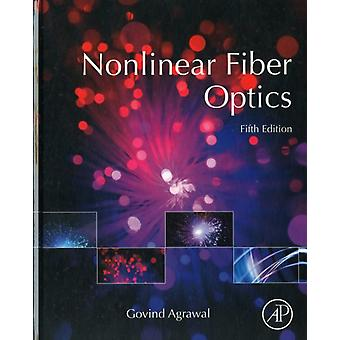 Nonlinear Fiber Optics (Optics and Photonics) (Hardcover) by Agrawal Govind