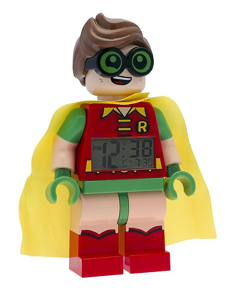 Clock Minifigure Lego Robin Batman Movie PkXiuZ