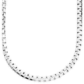 Sterling 925 Silver Venetian chain - VENETIAN 4, 5 mm