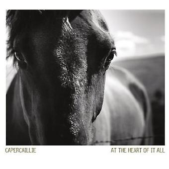 Tjäder - på hjärtat of It All [CD] USA import