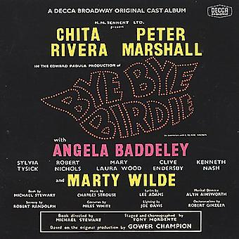 Bye Bye Birdie - Bye Bye Birdie [en Decca Broadway oprindelige Cast Album] [CD] USA import