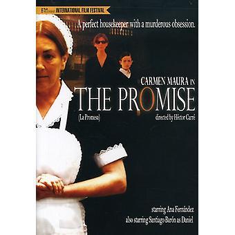Løfte [DVD] USA importerer