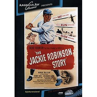 Jackie Robinson Story (1950) [DVD] USA import