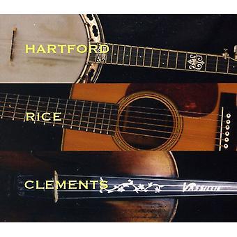 John Hartford - Hartford rijst & Clements [CD] USA import