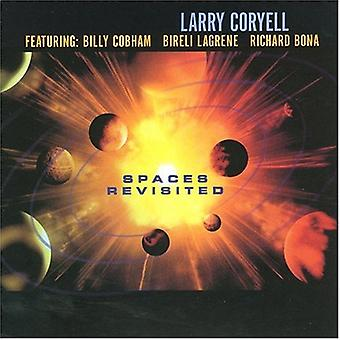 Larry Coryell - Spaces Revisited [CD] USA import