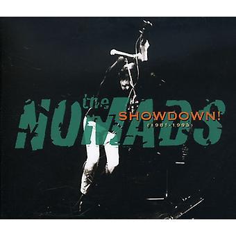 Nomader - Showdown! 1981-1993 [CD] USA importerer