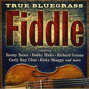Ægte Bluegrass violin - sande Bluegrass rode [CD] USA importerer