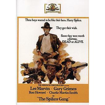 Spikes bende [DVD] USA importeren
