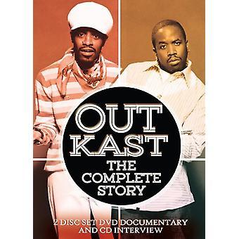 Outkast - Outkast: Komplet historie [DVD] USA import