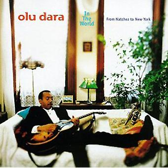 Olu Dara - In the World From Natchez to N [CD] USA import