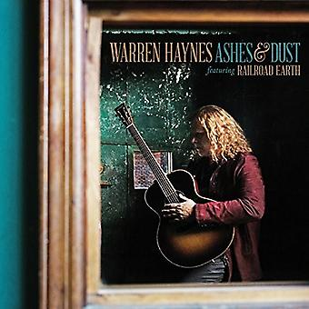 Warren Haynes - Ashes & Dust (LP-2D) [Vinyl] USA import