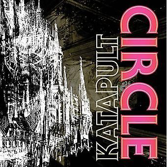 Cirkel - Katapult [CD] USA importerer