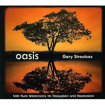 Gary Stroutsos - Oasis [CD] USA import