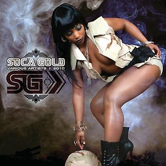 Soca Gold 2010 - Soca Gold 2010 [CD] USA import