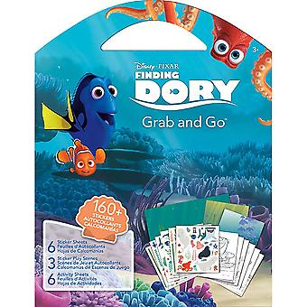 Finding Dory Grab & Go Sticker Book