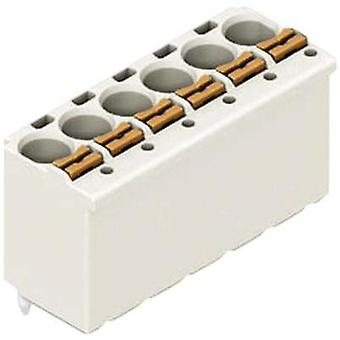 Receptacles (standard) 2091 Total number of pins 3 WAGO 2091-1173 Contact spacing: 3.50 mm 1 pc(s)