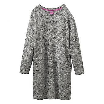 Joules Ellie Textured Jersey Dress (V)