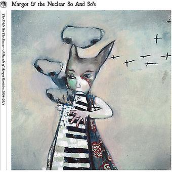 Margot & nukleare & så - brud på Boxcar: et årti af Margot sjældenheder [CD] USA import