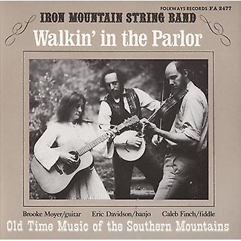 Iron Mountain String Band - Walkin' in the Parlor: Old Time Music of the South [CD] USA import