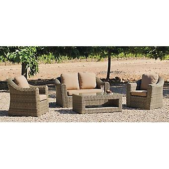 Hevea Sofa Huitex 2Pl Amanda-2 With Cushions (Garden , Furniture and accessories , Bench)