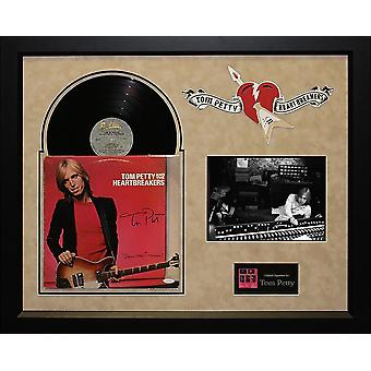 Tom Petty and the Heartbreakers - Damn the Torpedoes Signed Album