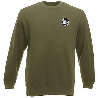 Israeliano Home comando anteriore Pikud HaOref IDF ricamato Logo - Heavyweight Sweatshirt