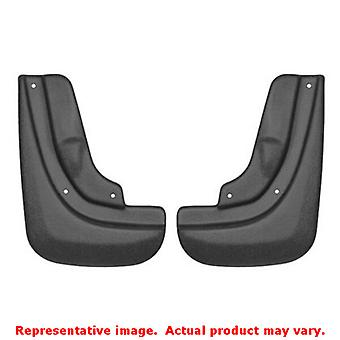 Black Husky Liners # 58111 Custom Molded Mud Guards   FITS:JEEP 2014 - 2014 GRA
