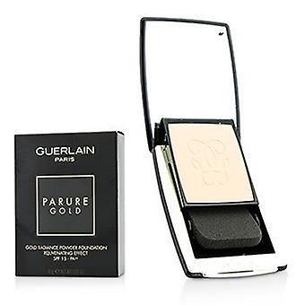 Guerlain Parure goud goud Radiance Powder Foundation SPF 15 - # 00 Beige - 10g/0.35 oz verjongen