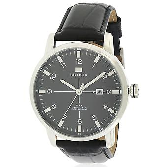 Tommy Hilfiger Leather Mens Watch 1710330