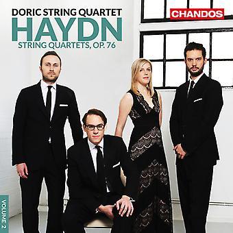 Haydn / Doric String Quartet - String Quartets 2 [CD] USA import