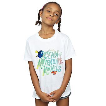 Disney Girls Finding Dory Ocean Adventure T-Shirt