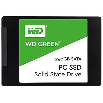 WD Green Ssd interne 7mm 240gb Sata 2,5 tommer Solid State Drive Western Digital 2,5