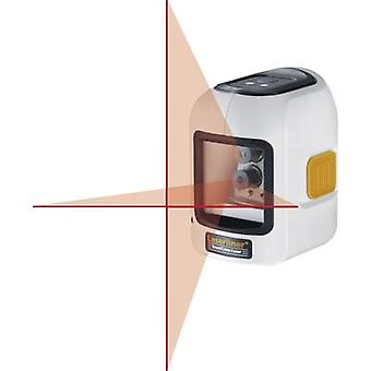 Cross line laser Self-levelling Laserliner SmartCross-Laser Rang