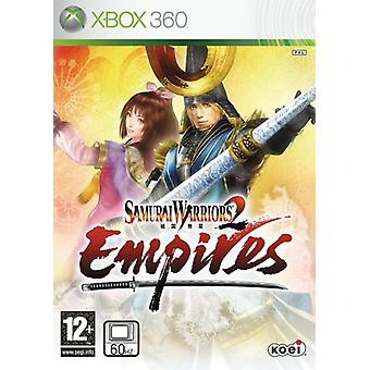 Samurai Warriors 2 Empires (Xbox 360)