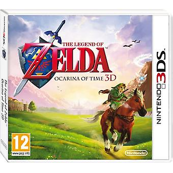 The Legend of Zelda Ocarina of Time 3D (Nintendo 3DS)