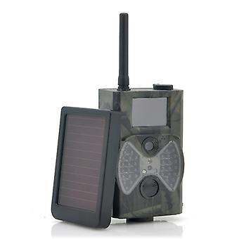 Game Hunting Camera With Solar Panel