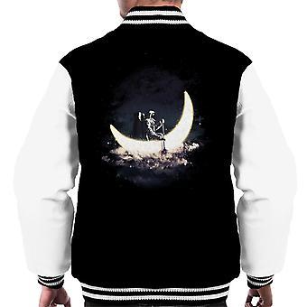Moonsailing Astronaut menn Varsity jakke