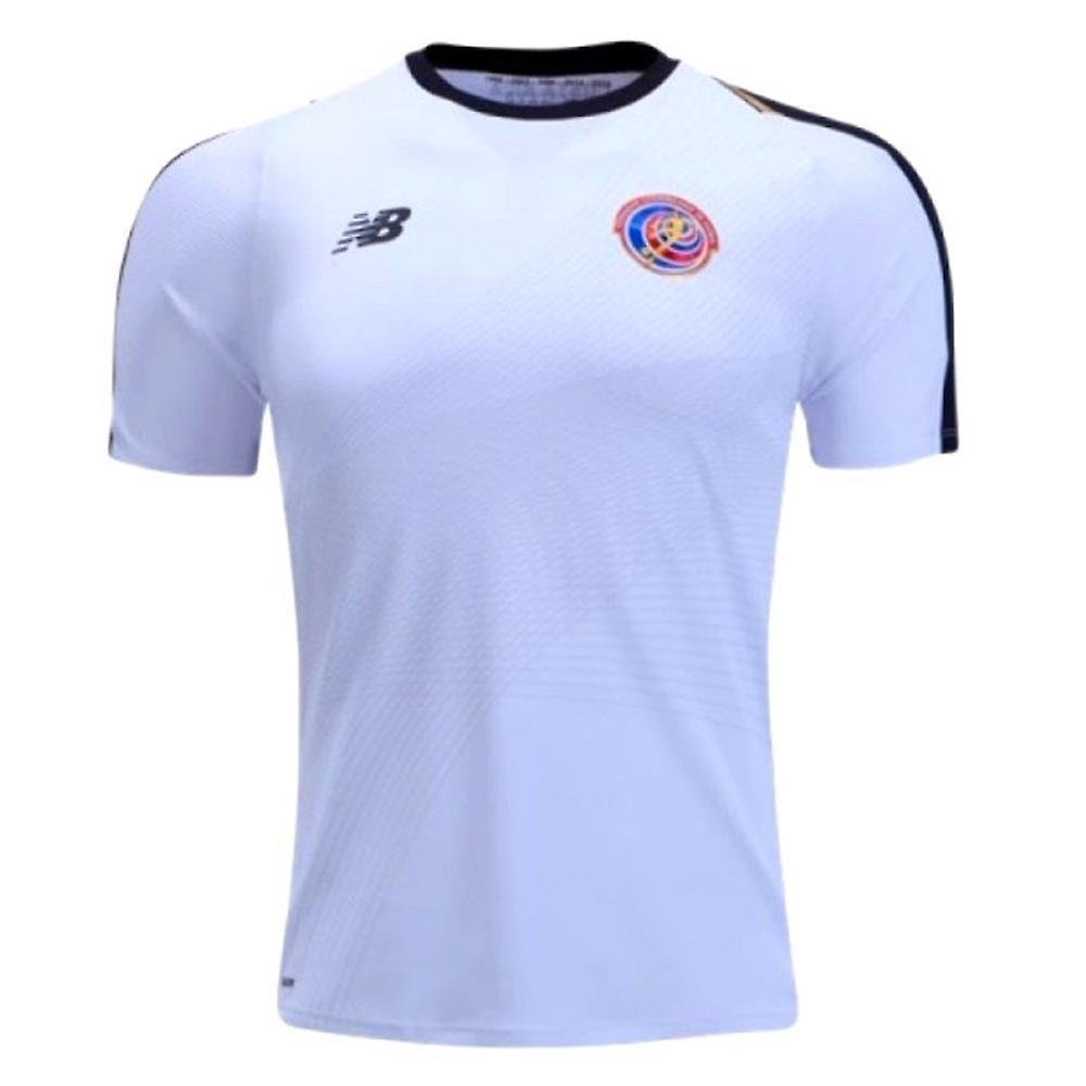 2018-2019 Costa Rica Away Shirt