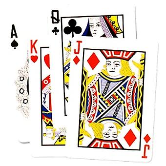 Playing Card teken knipsels (4 in een pack)
