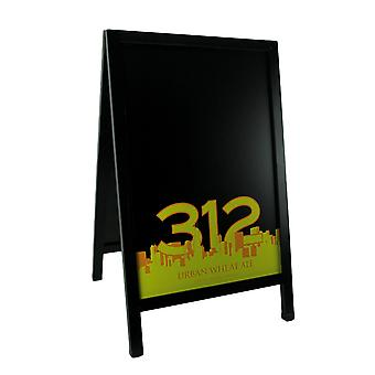 Goose Island 312 Urban Wheat Ale Double Sided Chalkboard Sandwich Board