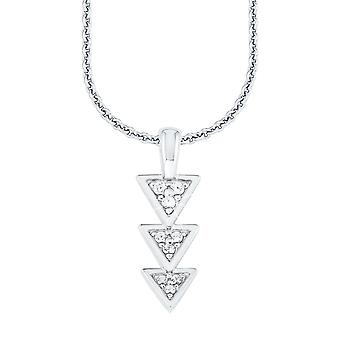 s.Oliver jewel ladies necklace Zyrkonia SO1323/1 - 9033591