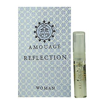 Amouage 'Reflection' Eau De Parfum Spray For Woman .05oz Vial (Original Formula)