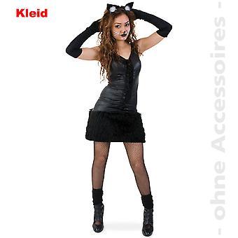 Кошку кошкой пантера платье костюм женский боец Amazon леди костюм