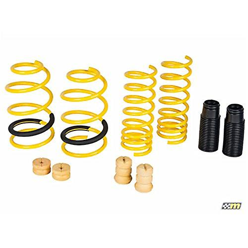Ford Racing 2363-MSK-AA Mountune Sport Spring Set; Incl. Front And Rear OE Spring Set;