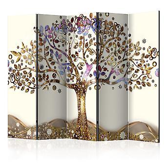 Room Divider - Golden Tree II [Room Dividers]