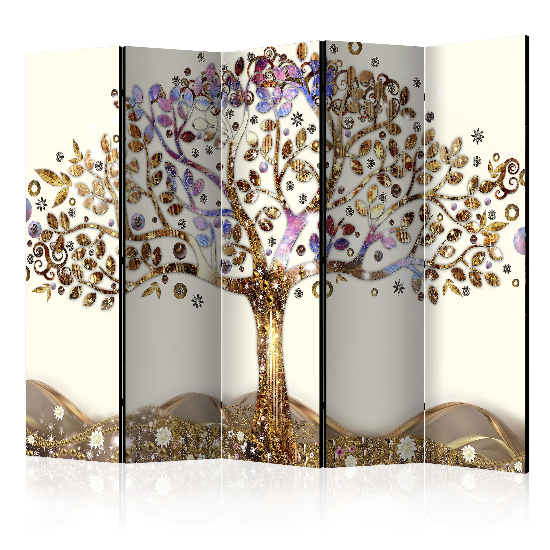 Paravent 5 volets - oren Tree II [Room Dividers]